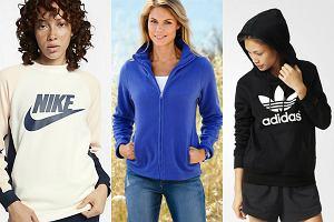 Niezbędny element kobiecej garderoby - ciepła bluza na chłodne dni