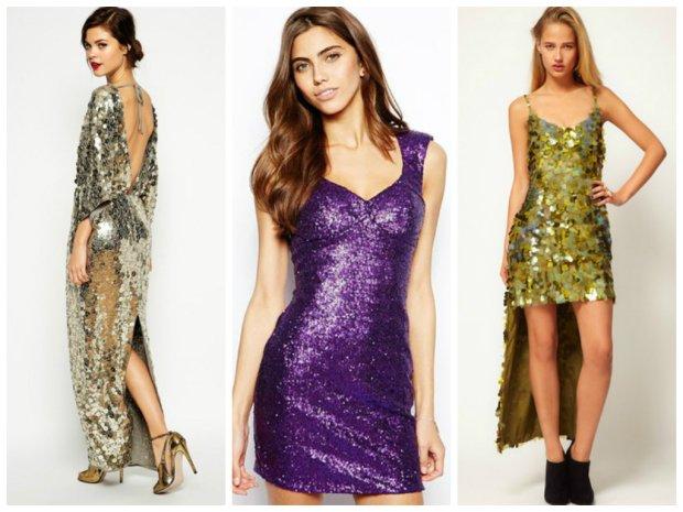 Cekinowe sukienki na karnawa�