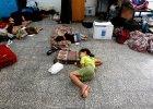 """""""Skandaliczny, haniebny atak. �mier� zaskoczy�a dzieci podczas snu"""". ONZ ostro o izraelskim ostrzale szko�y w Gazie"""