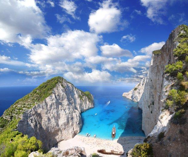 Żeglowanie w Grecji
