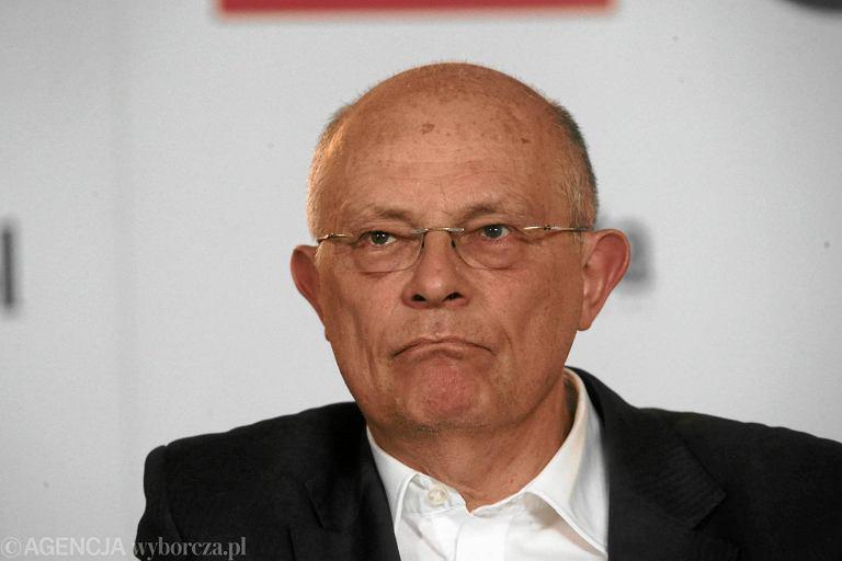 Marek Borowski, senator i były marszałek Sejmu