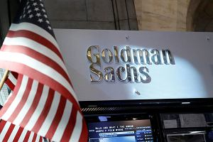 Logo Goldman Sachs.