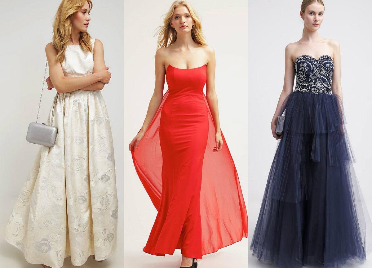 4f94891542 Elegancja w wersji maxi - sukienki na specjalne okazje