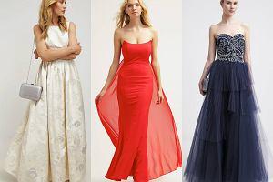 Elegancja w wersji maxi - sukienki na specjalne okazje