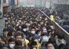 Takiego smogu w Pekinie jeszcze nie było. Zamknięto szkoły, przedszkola i zakłady pracy