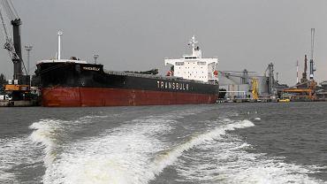 Port w Świnoujściu