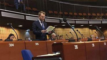 Podlaski poseł Nowoczesnej Krzysztof Truskolaski składa zawiadomienie w związku z kierowaniem gróźb karalnych