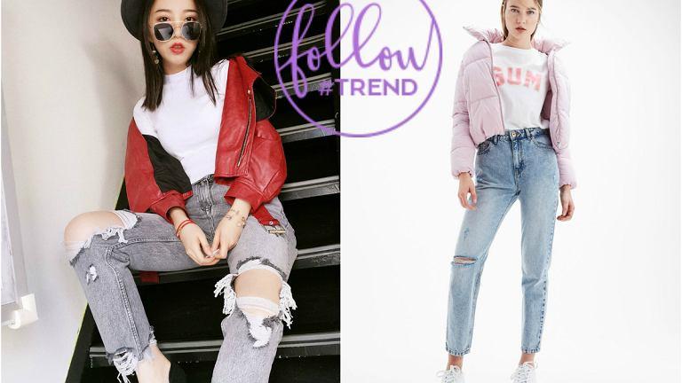 Mom jeans: czy ten krój zupełnie wyprze rurki?