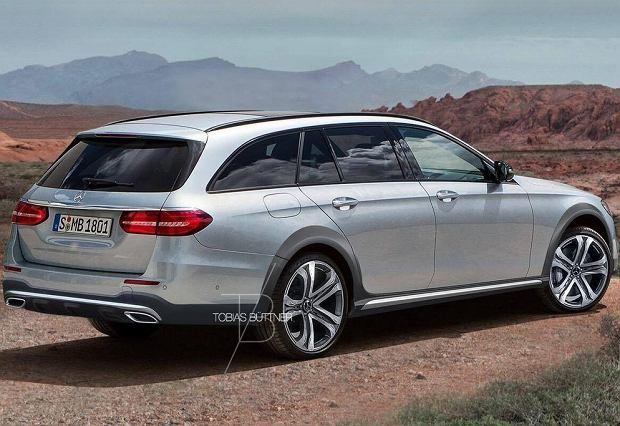 Mercedes Klasy E All Terrain | Audi A6 Allroad na celowniku