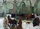 Niemiec, kt�ry malowa� wojenn� Warszaw�. Zobacz niezwyk�e obrazy