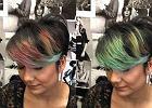 Magia? Photoshop? Nie, to farba, która zmienia kolor włosów pod wpływem ciepła [WIDEO]