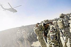 Atak na polsk� baz� wojskow� w Afganistanie