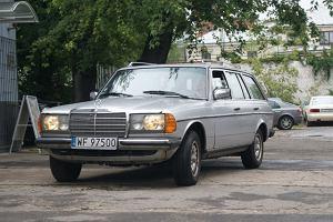 Mercedes S123 | Samochód marzeń