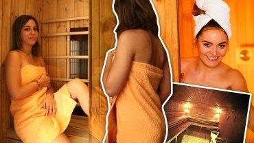Nagość w saunie
