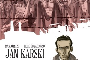Jan Karski we w�oskim komiksie