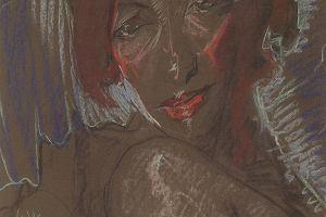 Dama z pasteli Witkacego. Wyj�tkowa wystawa w CK Zamek