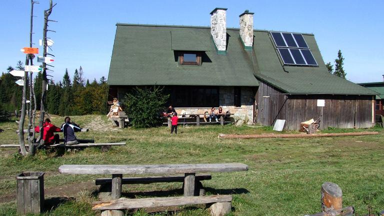 Schronisko PTTK na Starych Wierchach