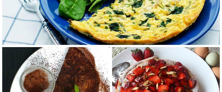Omlety, które podkręcą metabolizm [5 PRZEPISÓW]