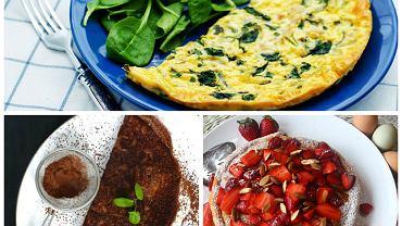 Przepisy na omlety, które podkręcą twój metabolizm.