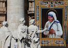 Watykan: Papież Franciszek kanonizował Matkę Teresę z Kalkuty
