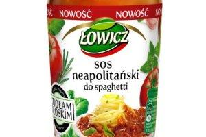 Nowo�� od �owicza: sos neapolita�ski z zio�ami w�oskimi