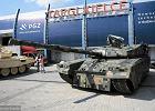 Polski czołg PT-16 i Leopard 2PL. Znów rekord na targach zbrojeniowych w Kielcach