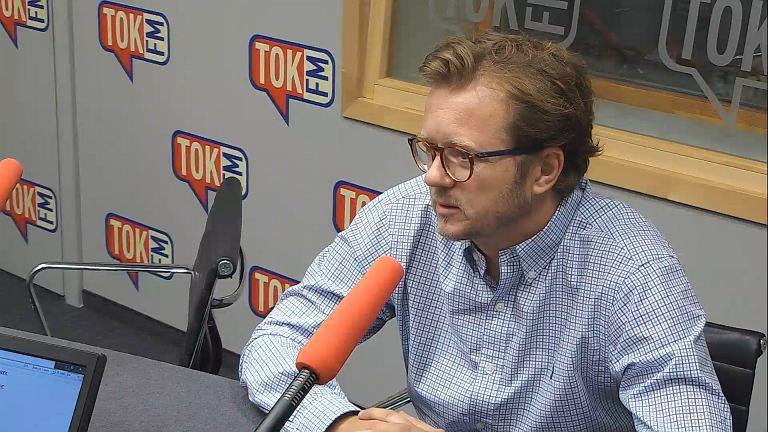 Mecenas Michał Wawrykiewicz w TOK FM