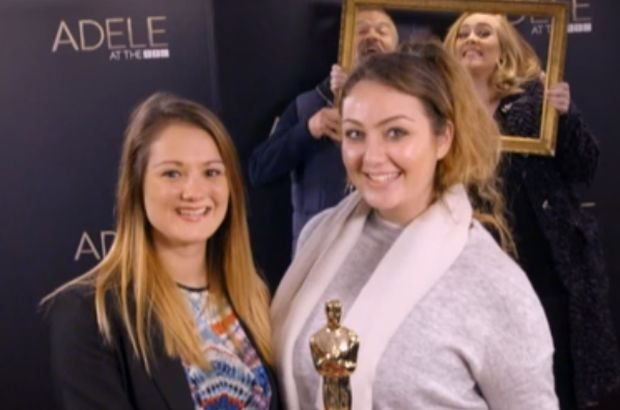 Adele zaskakuje fan�w