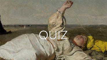 Z pewno�ci� znasz te dzie�a sztuki. Ale czy pami�tasz nazwiska autor�w?