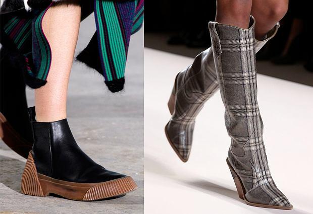 9b06d7c6f9fe6 Damskie buty jesienne 2018. Aktualne trendy na chłodniejsze dni