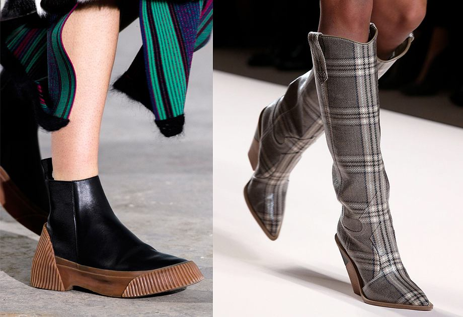 f58e44e532faa Damskie buty jesienne 2018. Aktualne trendy na chłodniejsze dni