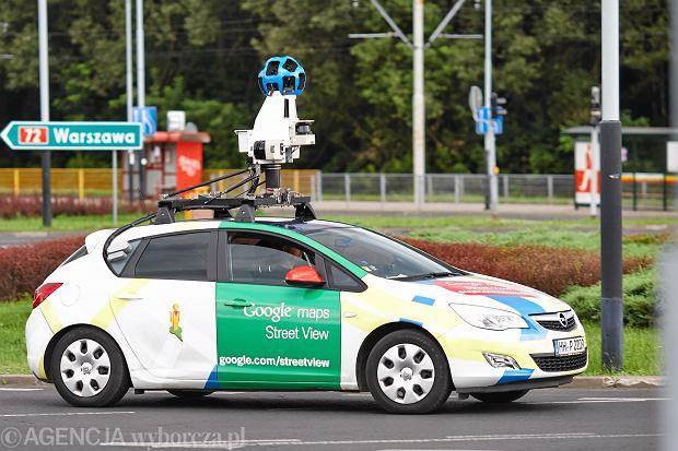 Samochody Google wracają na polskie drogi. Będą aktualizować Street View