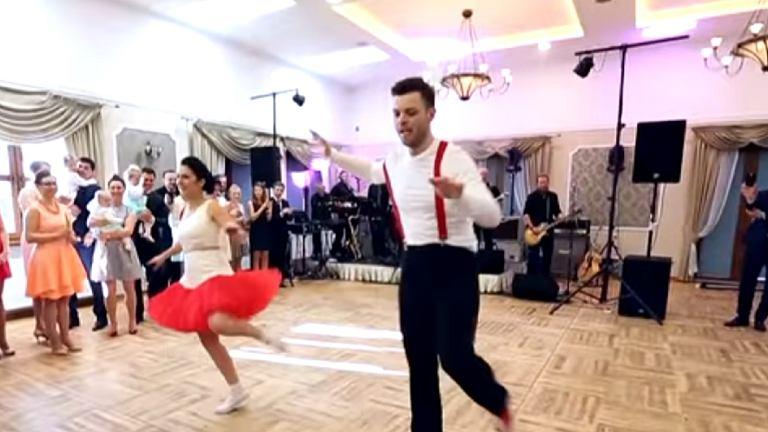 Co to był za taniec weselny!