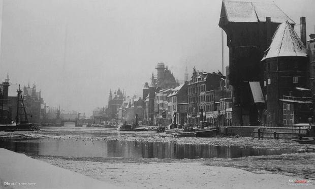 Zdjęcie numer 2 w galerii - Gdańsk pokryty śniegiem. Kiedyś to były zimy!