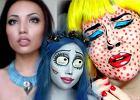 Makijaże na Halloween - najciekawsze tutoriale
