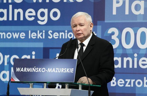 Zdjęcie numer 4 w galerii - Rzecznik KRS deklaruje, że zajmie się słowami Jarosława Kaczyńskiego o ojkofobii