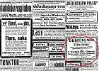 Stuletni przegląd prasy