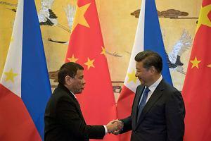Prezydent najbardziej proamerykańskiego kraju świata wybiera Chiny zamiast USA