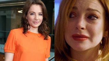 Anna Dereszowska, Lindsay Lohan
