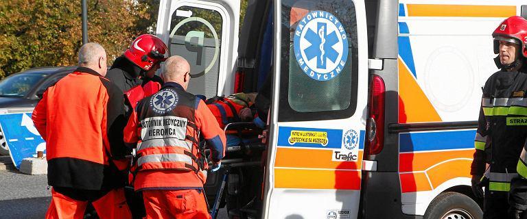 Pobórka Wielka. Tragiczny wypadek na drodze krajowej nr 10 pod Piłą. Nie żyją dwie osoby