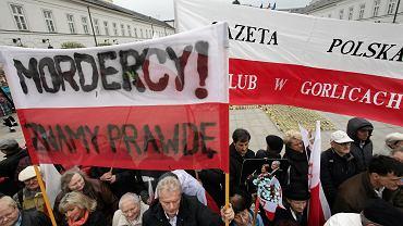 Obchody ku czci ofiar - szósta rocznica katastrofy w Smoleńsku