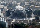 """Tureckie lotnictwo zaatakowa�o Kurd�w. """"To tacy sami terrory�ci jak d�ihady�ci"""""""