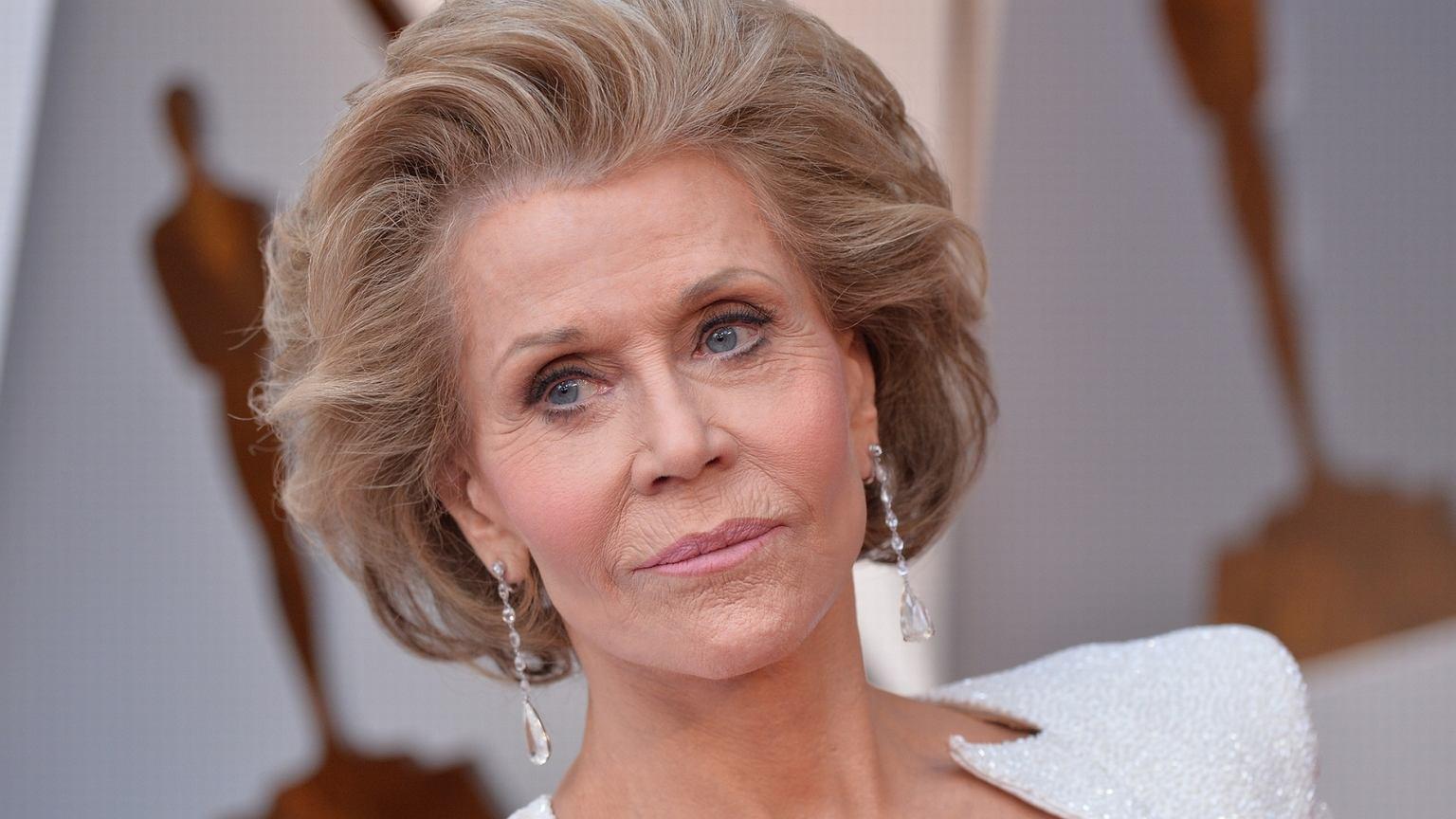 Oscary 2018 Jane Fonda Wyglądała Lepiej Niż Niejedna