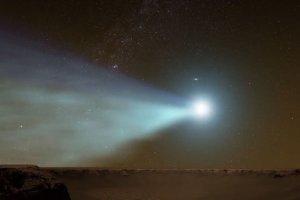 Już za chwilę spotkanie Marsa z kometą. Zdarza się raz na milion lat