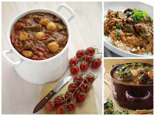 Gulasz, Stroganow i Boeuf bourguignon - mięsne klasyki