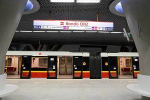 W niedziel� obejrzysz stacje II linii metra. Dzie� otwarty
