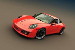 Niesamowity projekt Porsche 911