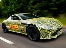 Nowy Aston Martin V8 Vantage. Mamy pierwsze zdjęcia