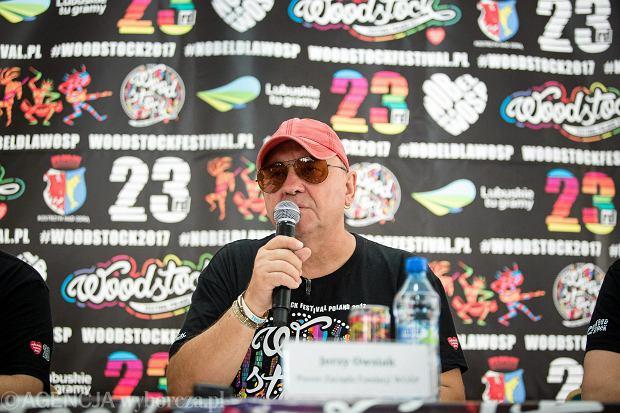 Pomysłodawca i główny koordynator imprezy, Jurek Owsiak, nie ma zamiaru rezygnować z imprezy, która odbywa się od 1995 roku.