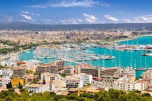 Hiszpania Palma de Mallorca - zwiedzamy stolicę Majorki